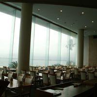 和食レストラン「浜木綿」。朝夕の食事処