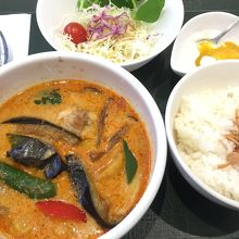 レストランみんぱく(国立民族学博物館)