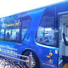 上海ディズニーランドシャトルバス (上海国際旅遊度暇区快線)
