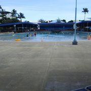 一日楽しめるプール