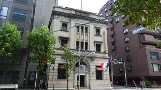 旧川崎貯蓄銀行大阪支店