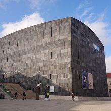 ルートヴィヒ財団近代美術館(MUMOK)