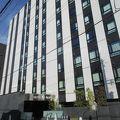 京都駅前にできた新しいホテルです