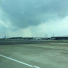 成田空港第1