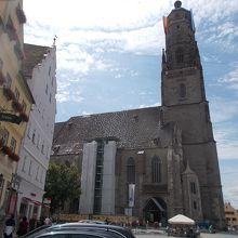 聖ゲオルク教会の塔 (ネルトリンゲン)