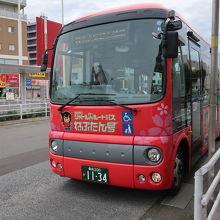 あおもりシャトルdeルートバス (ねぶたん号)