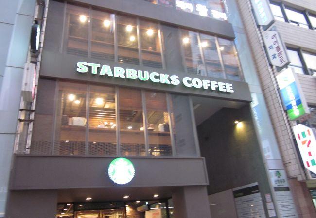 スターバックスコーヒー (明洞メトロ店)