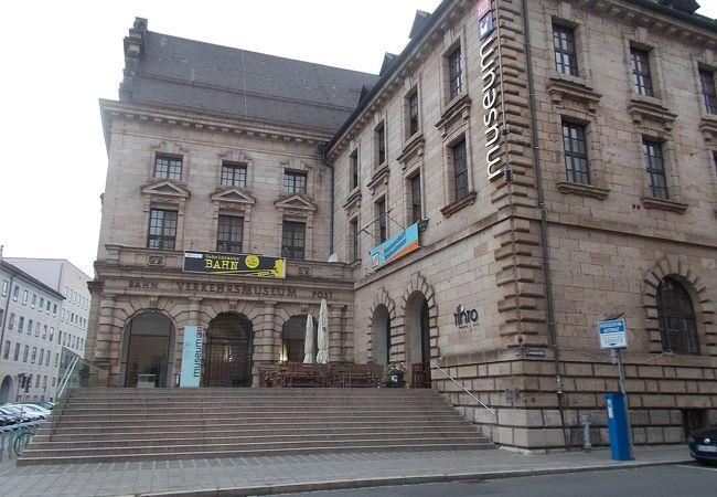 DB博物館(交通博物館)