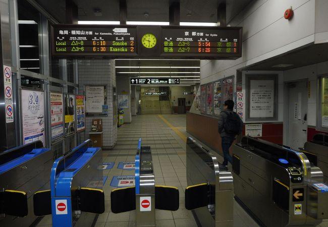 JR山陰本線(嵯峨野線)
