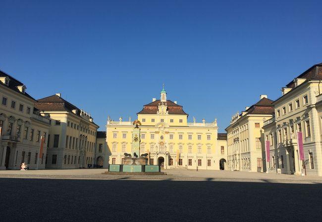 ルートヴィヒスブルグ城
