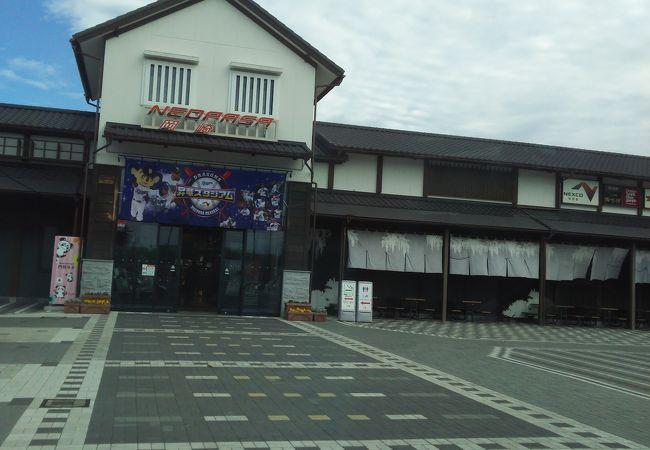 岡崎サービスエリア(上り)