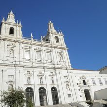 サン ヴィセンテ デ フォーラ教会
