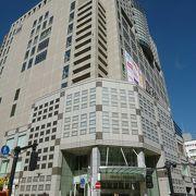 JR八王子駅北口の傍にある商業施設ビル