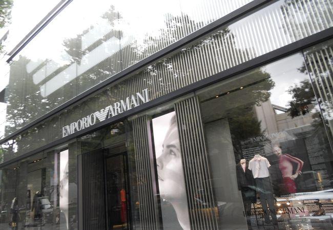 エンポリオ アルマーニ (青山店)
