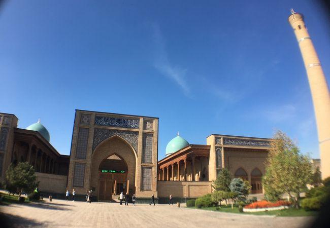 ハズラティ イマーム モスク