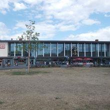 ビュルツブルク中央駅