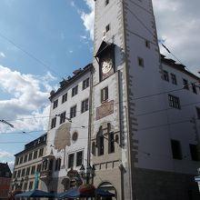 ヴュルツブルク市庁舎