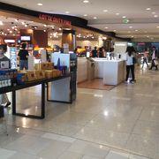 グアムの空港免税店