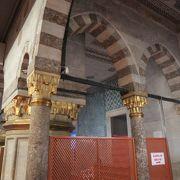 工事中だったモスク!