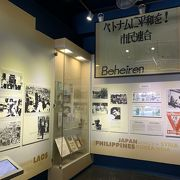 ベトナム戦争を知る博物館