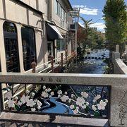 三島市を流れる清流