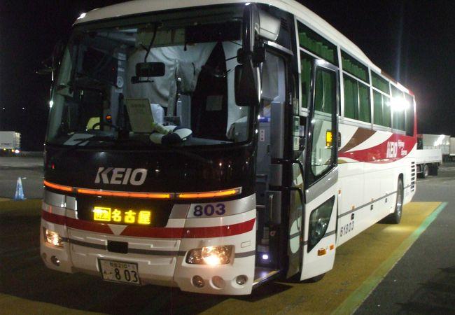 高速バス (京王バス)