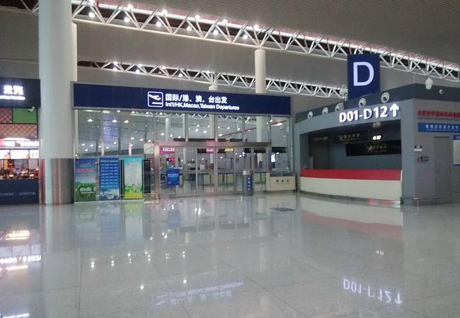 合肥新橋国際空港 (HFE)