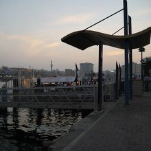 Deira Old Souk Abra Station