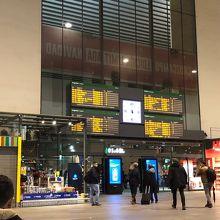 セビーリャ サンタ フスタ駅