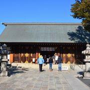 吉田松陰を祀る世田谷の松陰神社には吉田松陰のお墓もありました。