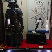 松本城天守閣 内部展示品