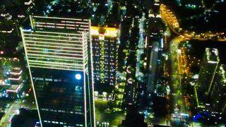 綺麗な台北の夜景
