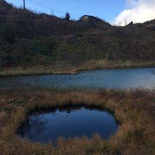 武具脱の池