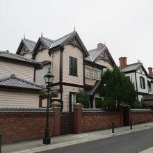 シュウエケ邸