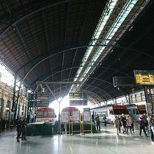 バレンシア ノルド駅