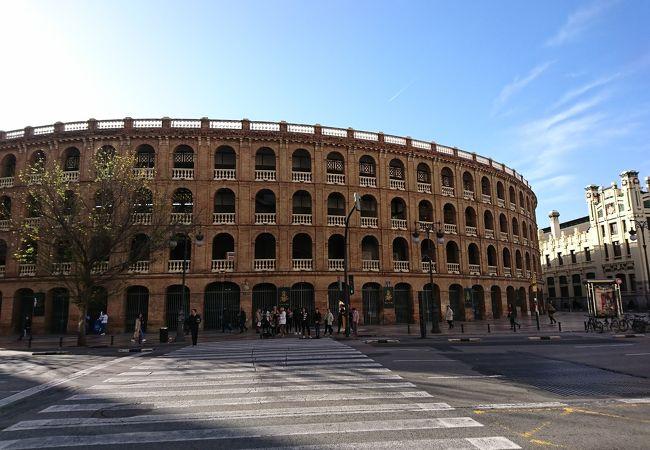 バレンシア闘牛場