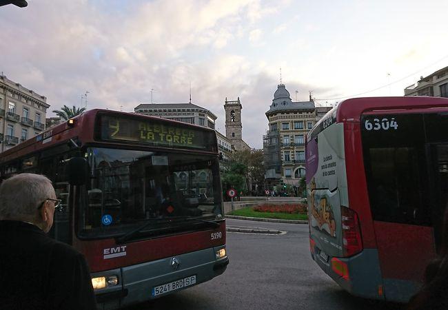 バス (バレンシア)