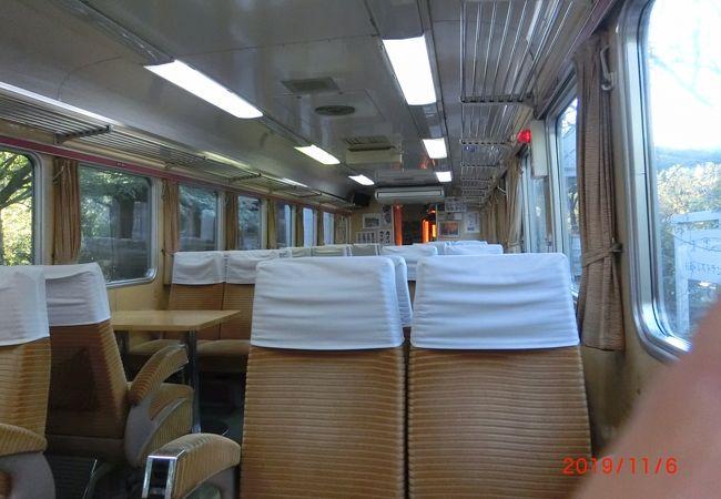 わたらせ渓谷鉄道の神戸駅にある人気のレストラン