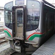 2019年6月11日の郡山6時52分発普通列車会津若松行きの様子について