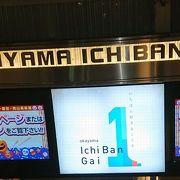 JR岡山駅直結