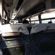 都市と小松空港を結ぶバス