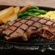 沖縄シメステーキ