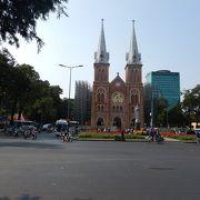 いつもの散歩コース (4) サイゴン大教会