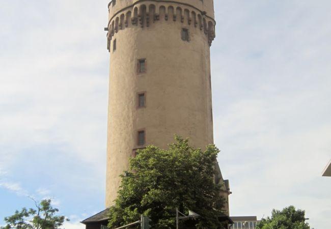 中世の見張り塔、ほぼ当時のまま