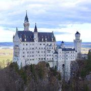 圧巻の美しい古城