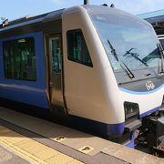 五能線の観光列車