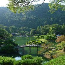 特別名勝栗林公園 回遊式大名庭園