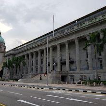 ナショナル ギャラリー シンガポール