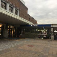 神戸駅すぐ