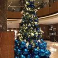 ブルーのクリスマス
